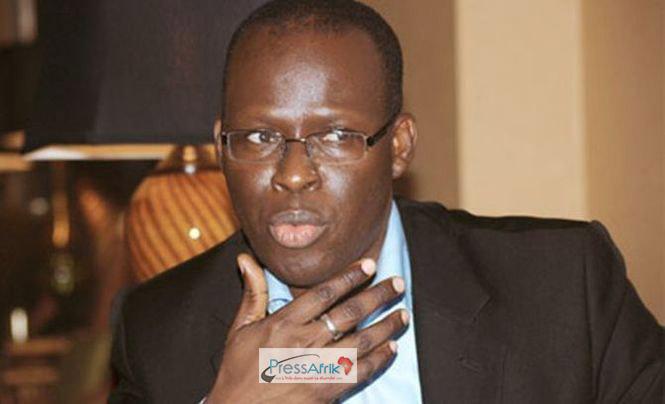 """Cheikh Bamba Dièye persiste et signe: """"je n'enlève pas une virgule de ce que j'ai dit"""""""