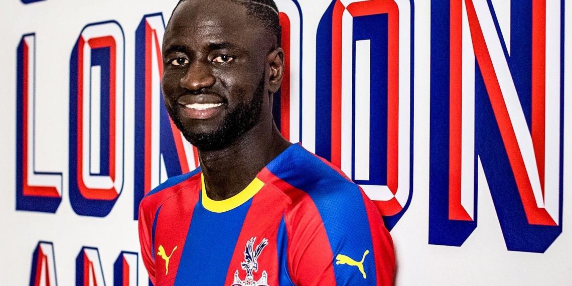 Cheikhou Kouyaté : « Pape Souaré m'a dit de venir à Crystal Palace »