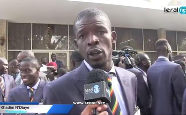 Transferts : Khadim Ndiaye « Je vais chercher de l'argent dans les pays de Golf »