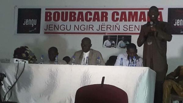 Candidat déclaré à la Présidentielle, Boubacar Camara incapable de remplir... le petit foyer de Grand-Yoff