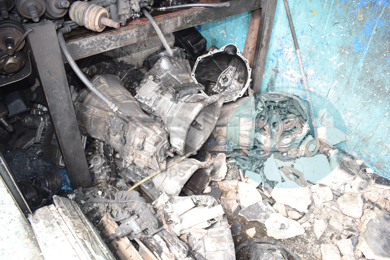 Photos : les images du violent incendie à Thiaroye