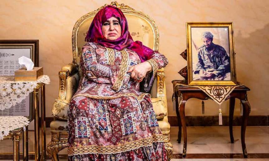"""La mère de Ben Laden sort de l'ombre:  """"Mon fils a subi un lavage de cerveau"""""""