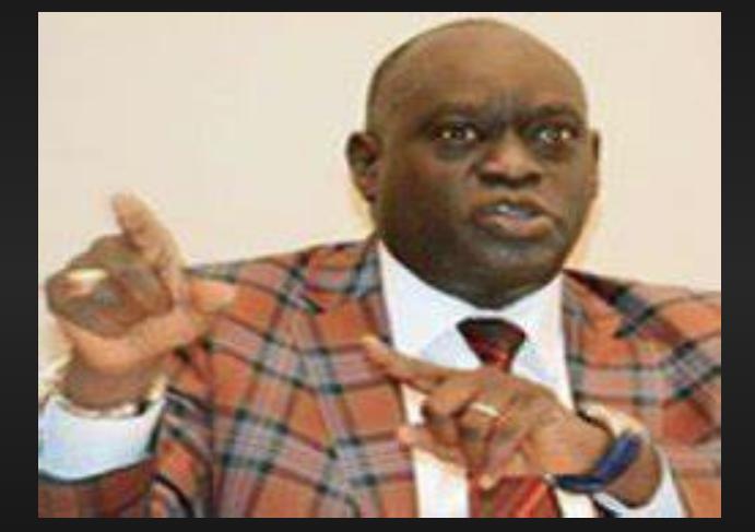 Affaire Bamba Dièye : Me El Hadji Diouf s'en prend à Ismaïla Madior Fall
