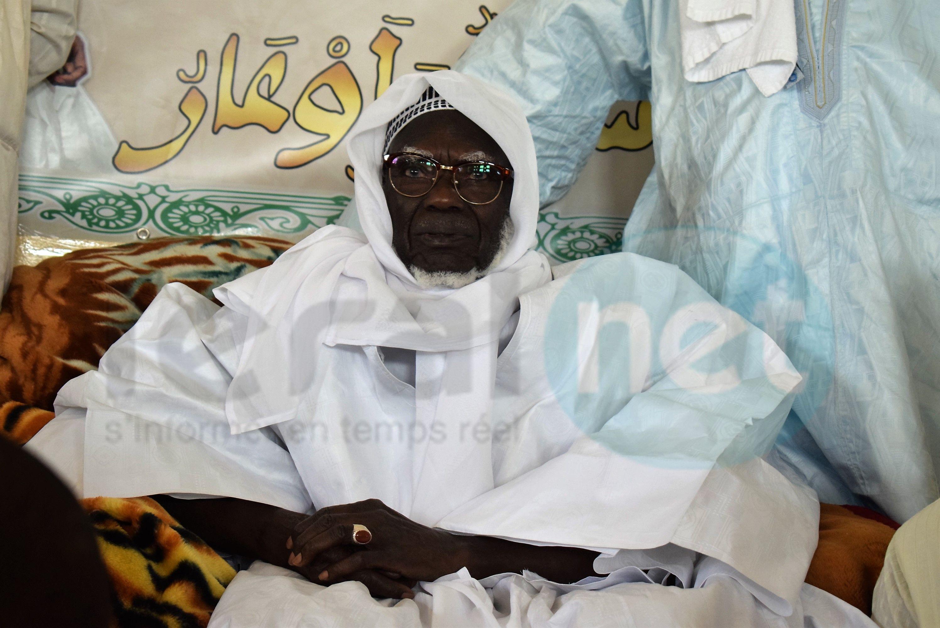 (14 photos) : Les plus belles images du Khalife Général des mourides