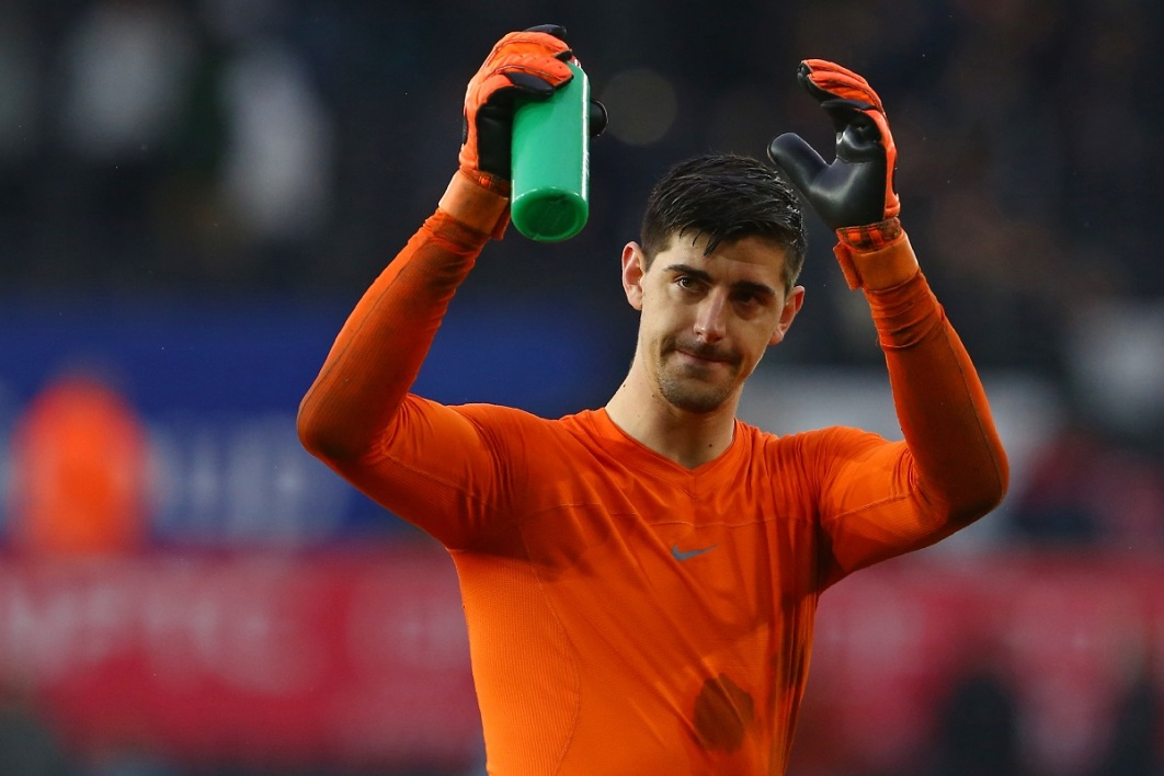 Le message d'adieu de Courtois à son ancien club