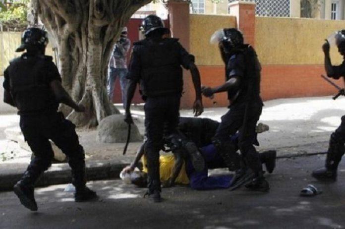 Marche contre les violences policières : Les forces de l'ordre en prennent pour leur grade