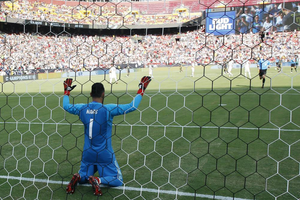 Real Madrid - Navas: 'J'ai autant envie de m'en aller que de mourir'