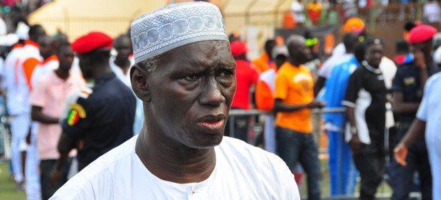 """Mbaye Guèye, ancien Tigre de Fass: """"ce qui se passe entre Gaston Mbengue et Luc Nicolai n'honore pas la lutte"""""""