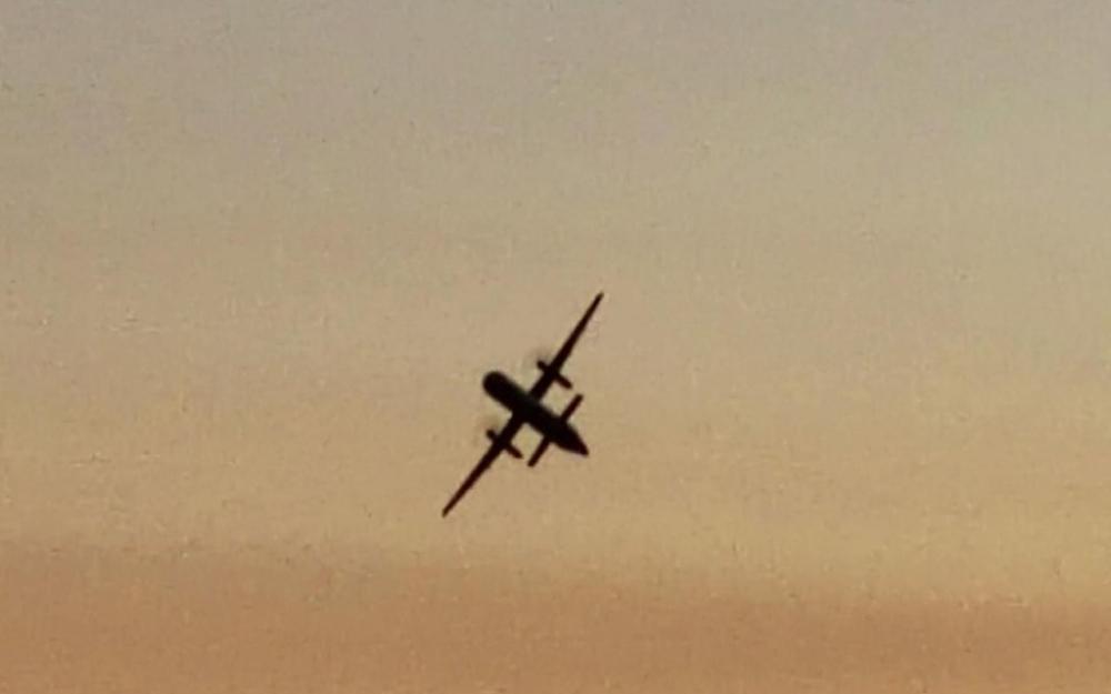 VIDEO - Etats-Unis :  Un homme vole un avion et s'écrase pour se suicider