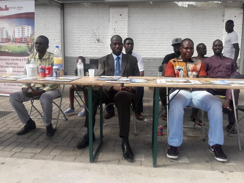 FINALE DES NAVĖTANES BELGIQUE 2018 présidée par l'Ambassadeur Amadou Diop ( Les photos )