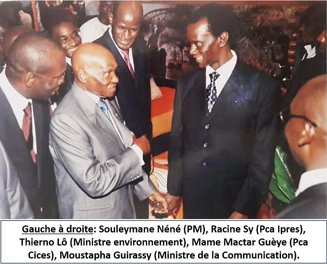 Le RDS s'indigne de l'indécent lynchage médiatique ciblant l'ex-chef de l'Etat, Me Abdoulaye Wade!