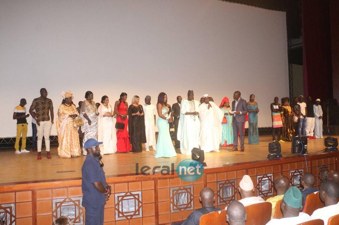 18 photos : les plus belles images du lancement de la série Mbettel au Grand Théâtre