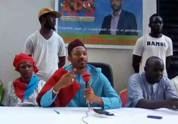 L'adjoint au maire de Kolda Bamol Baldé, ancien partisan de MPC de Cheikh Tidiane Gadio, a mis sur pied un nouveau mouvement politique national dénommé APS