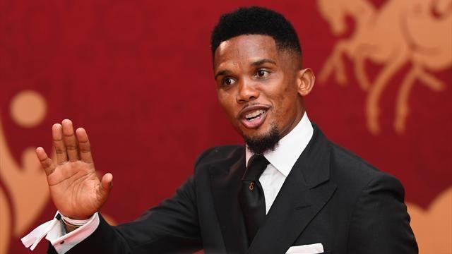 La CAN 2019 au Cameroun, son avenir en France: Samuel Eto'o se confie à RFI