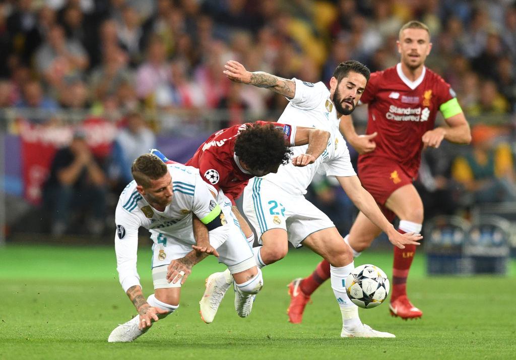 Ramos tacle Klopp au sujet de la blessure de SALAH