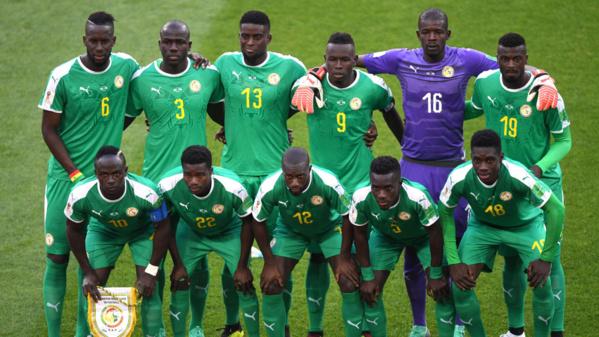 Officiel: Classement FIFA: Le Sénégal deuxième africain et 24e mondial