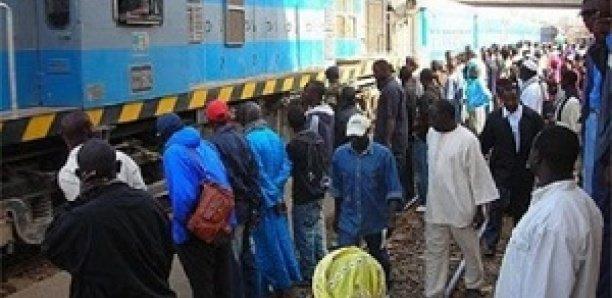 Dakar-Bamako: Les cheminots retraités s'impatientent