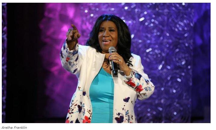 Aretha Franklin, la légende américaine de la chanson est morte à l'âge de 76 ans
