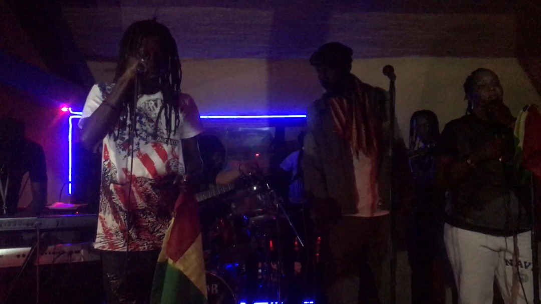 Clip: Moussa Faye du Groupe African Joy