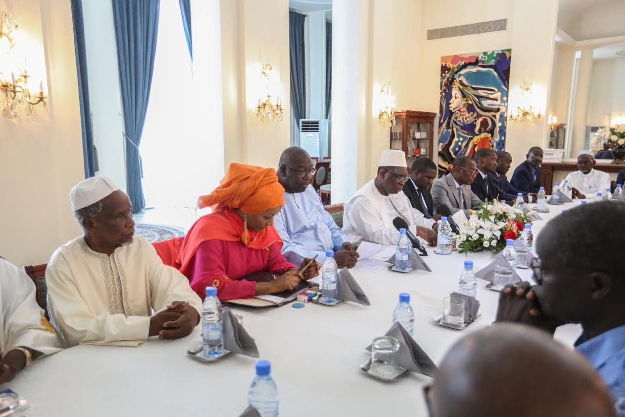 Remise du rapport de la CNRA: Discours du président de la République Macky Sall (Officiel)
