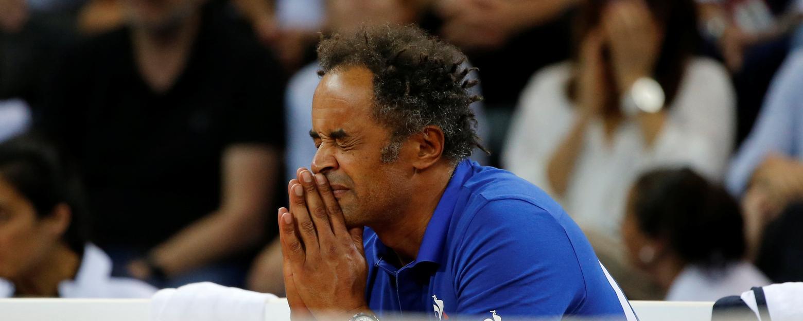 NOAH : «Triste jour pour le tennis»