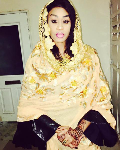 Photos : Ndèye Astou Sall, Miss Sénégal 2016, version vendredi