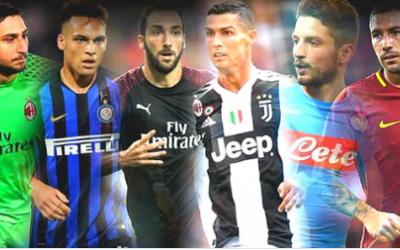 Ronaldo, Diao Baldé, Milan, Inter, comment la Sèrie A est revient au sommet
