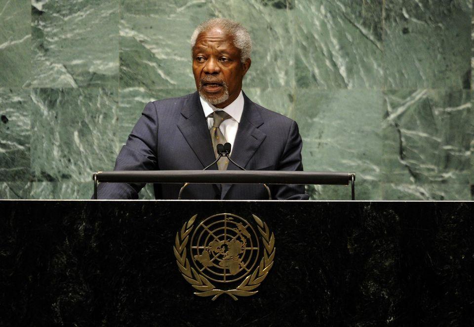 Macky Sall sur la disparition de Koffi Annan : « Une perte immense pour l'Afrique et les Nations Unies »