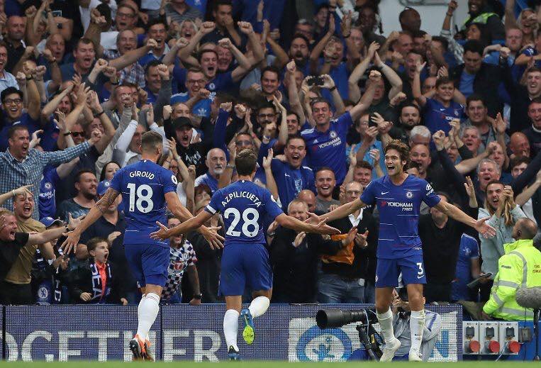 Premier League : Chelsea vient à bout d'Arsenal !