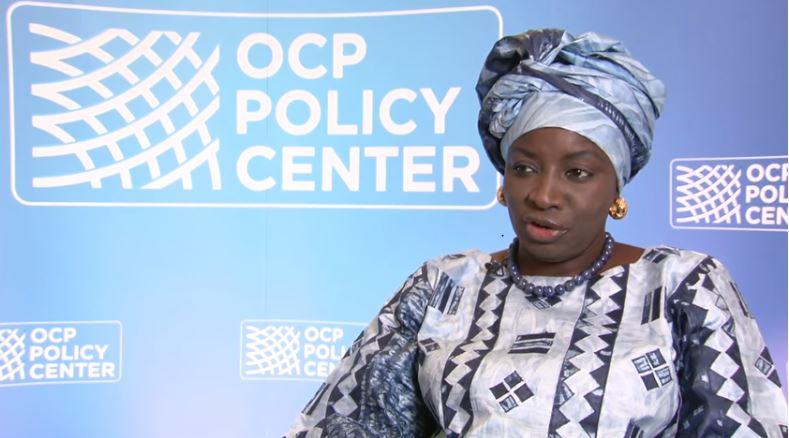 Aminata Touré : « Koffi Annan a fait grand honneur au leadership africain sur la scène internationale »