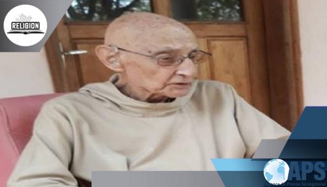 Décès du père Dominique CATTA, co-fondateur de l'Abbaye de Keur Moussa
