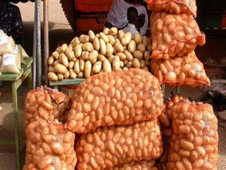 Tabaski 2018 : Le sac de pommes de terre passe de 7 000 à 12 000 FCFA !