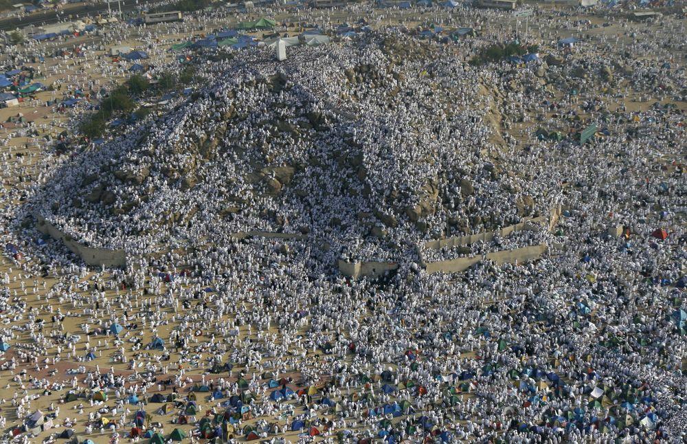 La vidéo choquante de la galère des pèlerins sénégalais à Arafat