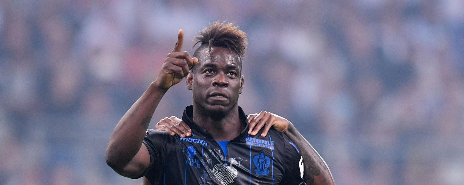 Courtisé par OM, Balotello reste à Nice