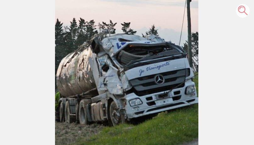 Urgent - Sébikotane: Un camion-citerne perd le contrôle et tue 6 personnes sur le coup