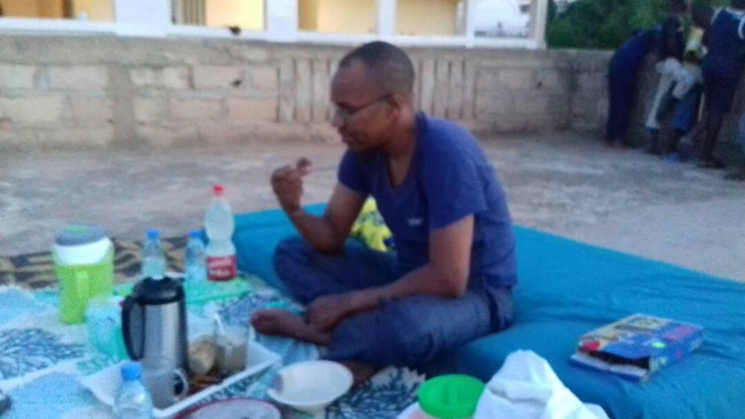 Le Tabaski de Mamoudou Ibra Kane, l'ex-directeur de la TFM à Bokidiawé dans le Fouta