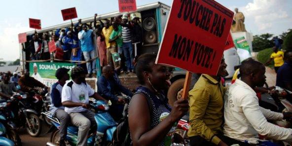 Présidentielle au Mali : Soumaïla Cissé maintient la pression