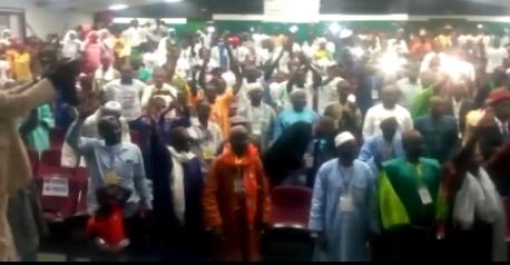 L'APR de Côte d'Ivoire: La mobilisation pour une victoire au premier tour le 24 février 2019.