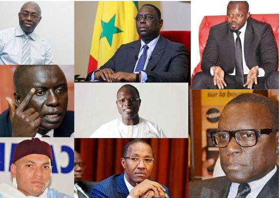 Présidentielle 2019:   Liste des candidats ayant retiré les documents de parrainage