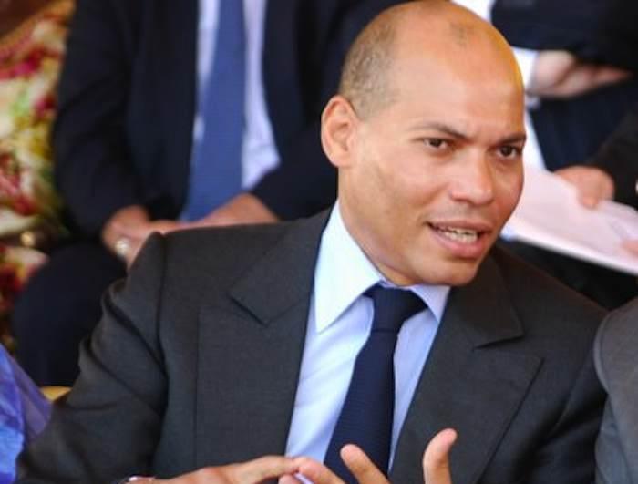 """Nouvelle déclaration de Karim Wade : """"Le juge Mamadou Badio Camara est disqualifié..."""""""