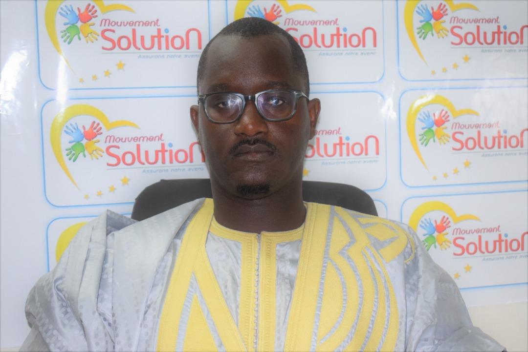 """Serigne Cheikh Mbacké """"Solution"""": """" C'est normal que la candidature à la fonction présidentielle soit des candidatures sérieuses avec un système de tamis"""""""