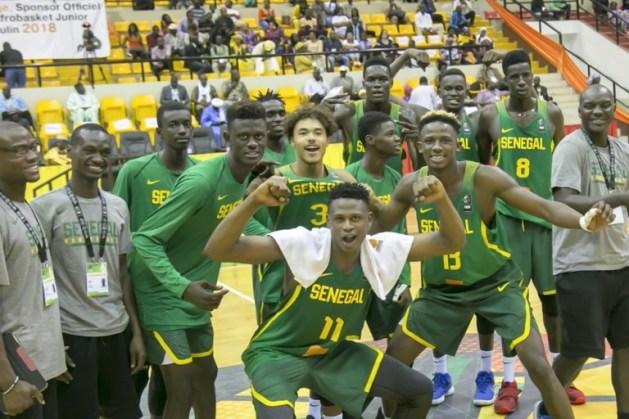 Afrobasket U18 : Les Lionceaux se qualifient en finale et au Mondial