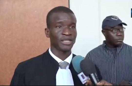 """Révocation de Khalifa Sall : Me Bamba Cissé parle de  """"précipitation"""""""