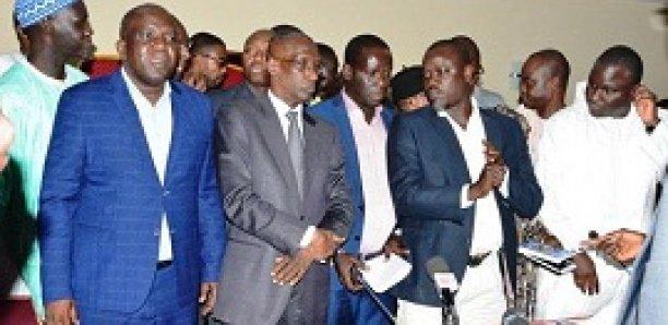 Sit-in de l'Intérieur:Rien ne pourra empêcher à l'opposition de manifester sauf…