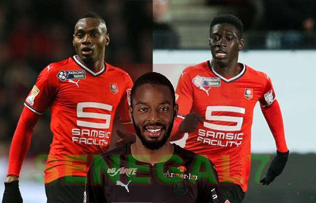 Ligue Europa : Abdoulaye Diallo, Ismaila Sarr et Mbaye Niang retenus dans la liste des Rennais