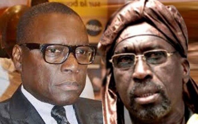 Grande mosquée de Dakar: L'imam réconcilie Atepa et Abdoulaye Makhtar Diop