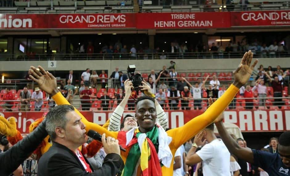 Édouard Mendy officiellement Sénégalais