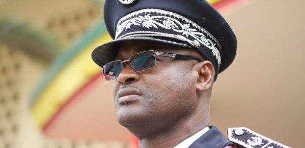 Passation de service : Oumar Mal fait ses adieux à la police