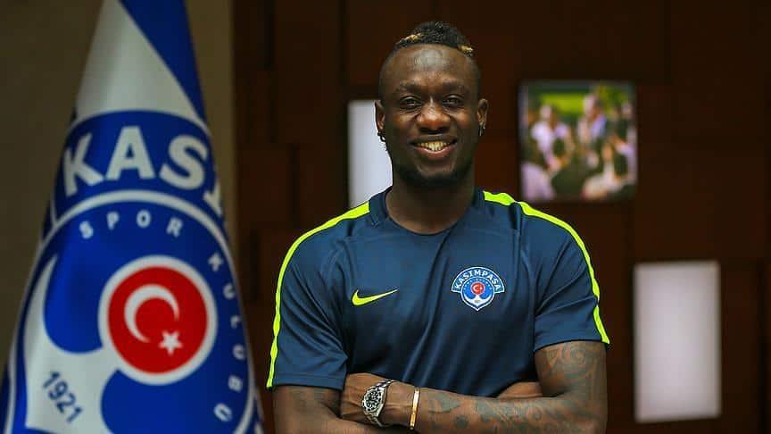 Mbaye Diagne, attaquant des Lions : « Ce que je peux apporter à l'équipe »