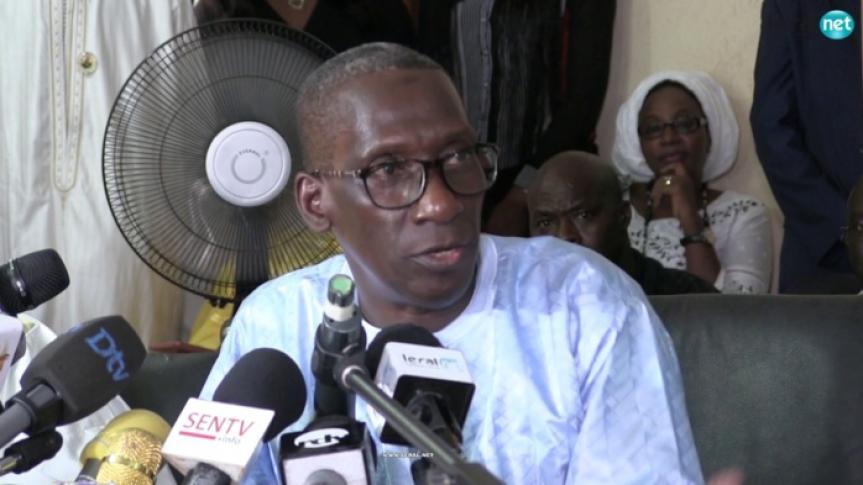 Après avoir été sévèrement malmené lors du sit-in avorté du Frn : Mamadou Diop Decroix rencontre Aly Ngouille Ndiaye, à Touba